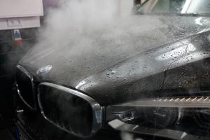 bmw x5 autopflege abkuehlung | b.o.s. design