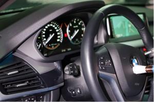 bmw x5 autopflege inenraumreinigung | b.o.s. design
