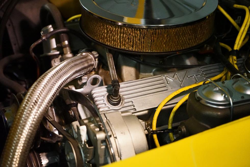 oldtimer reinigung motor | b.o.s. design